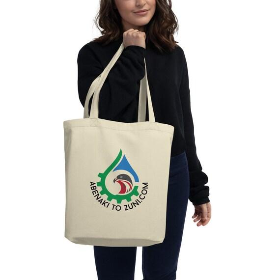 Abenaki to Zuni Logo Eco Tote Bag