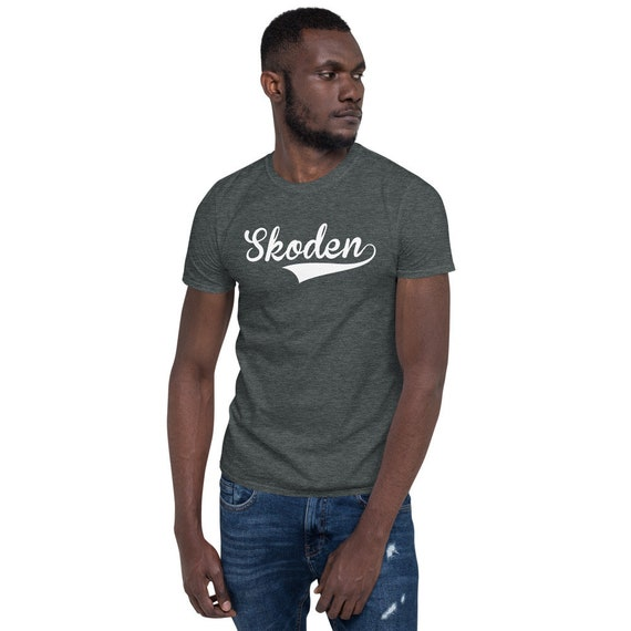 Skoden - Short-Sleeve Unisex T-Shirt