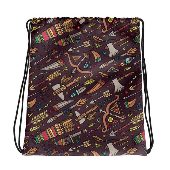 War Cry - Reusable Drawstring bag