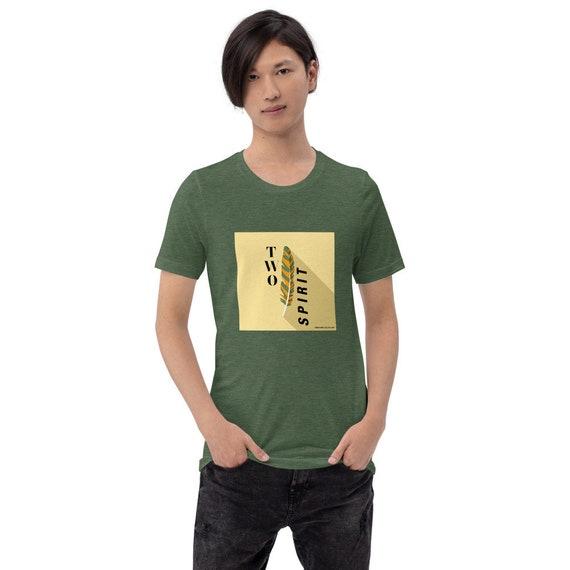 Two Spirit Short-Sleeve Unisex T-Shirt