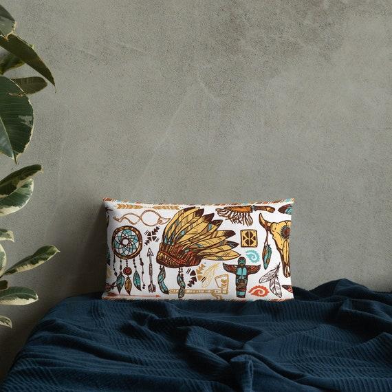 Iconic - Headdress Premium Pillow