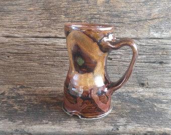 Brown Lolaware mug