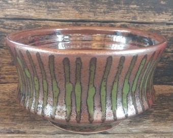 Stardust art bowl
