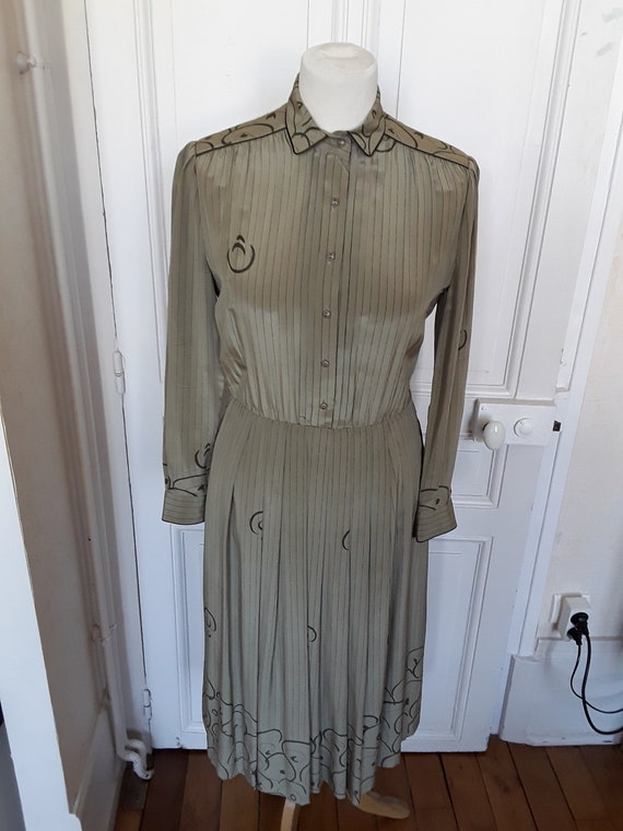Vintage Louis Féraud dress