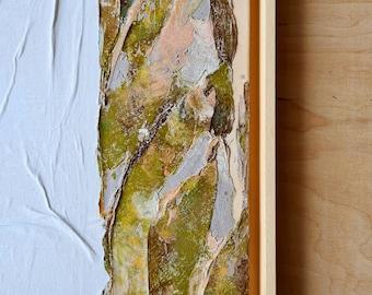 Original art - Wabi-Sabi- Nature inspired art - Home decor - Contemporary art - Texture abstract - Handmade painting