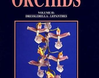 Book: Native Ecuadorian Orchids Vol. II Wonderfully illustrated Book on Ecuadorian Orchids.