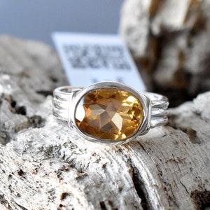 Handmade Ring Anniversary Ring,Gift 7 34 US b Wedding Ring Chrysoprase Sterling Silver Ring Statement Ring,Birthstone Ring,Fashion Ring