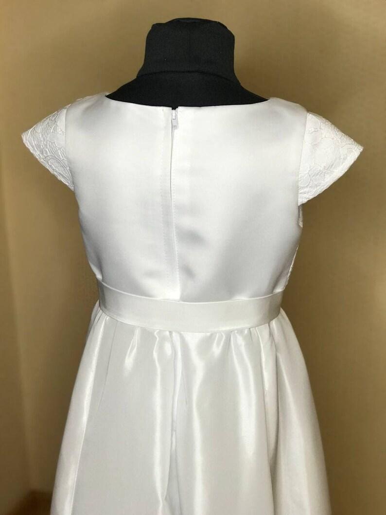 Birthday dress.First Communion Dress Flower girl dress