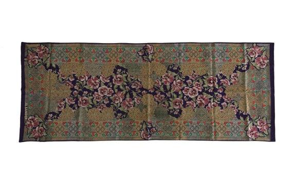 Stunning Vintage JIL SANDER Flowers Jewelry Design