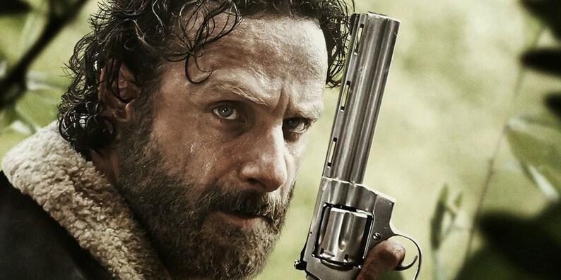 Grimes The Walking Dead