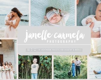 Janelle Carmela Photography Prests