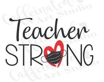 Teacher Face Svg Etsy