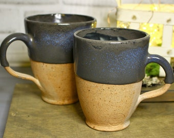 Swirl Mug Set of Two