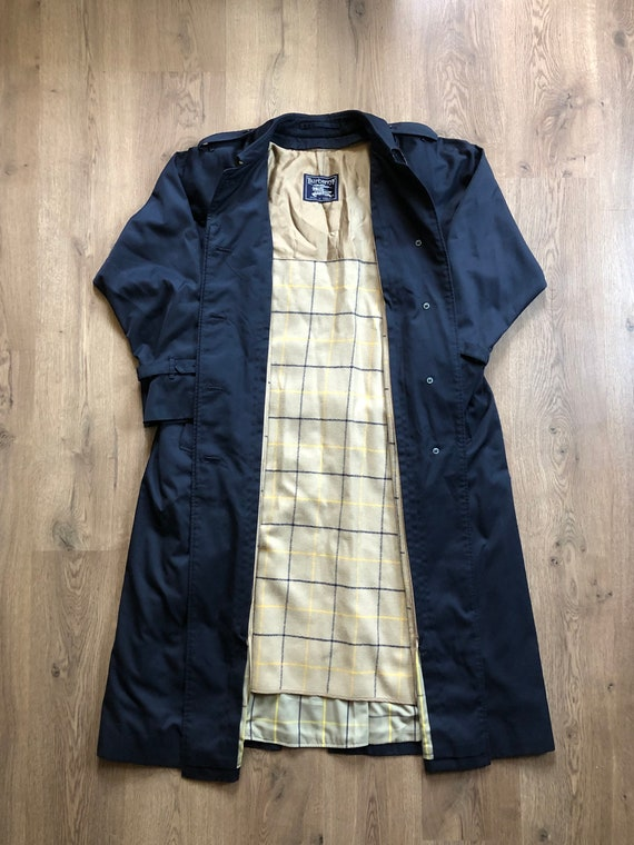 Burberry's trench coat jacket vintage 90s / Gucci