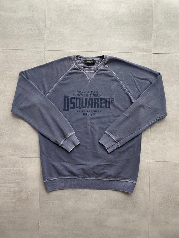 DSQUARED2 sweatshirt vintage rare / Gucci Versace