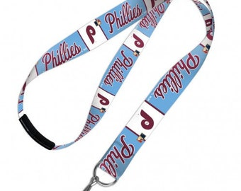 only available at 2FANZ 76ers Custom Lanyard