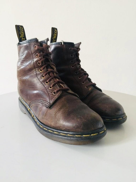 Dr Martens browns high size 41 eur beautiful!!!