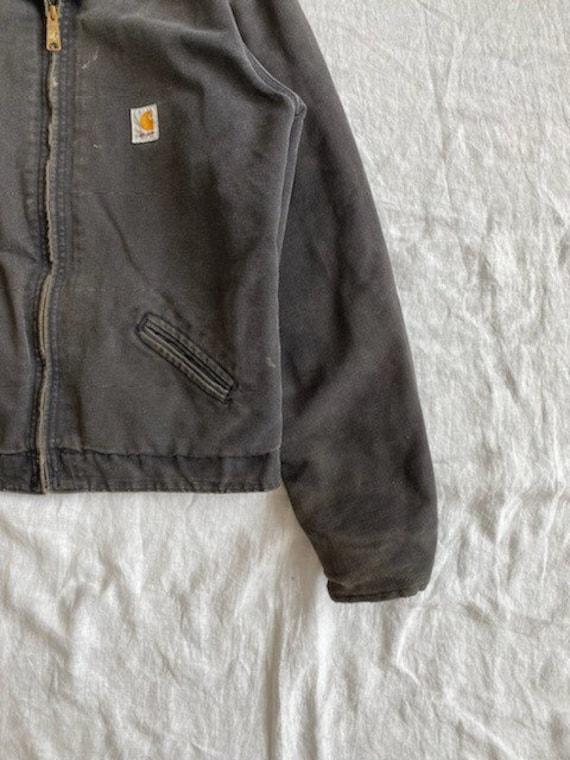 Vintage Carhartt Detroit Jacket - image 4