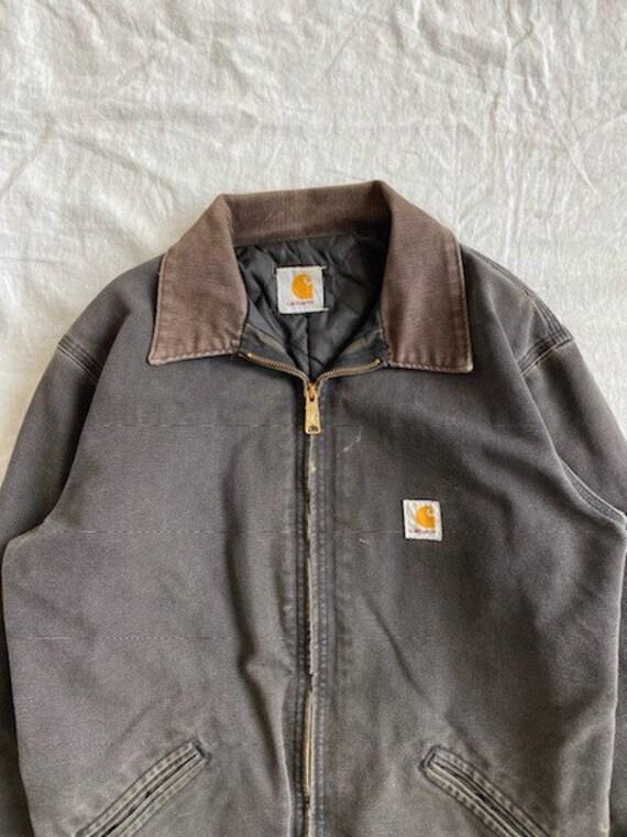 Vintage Carhartt Detroit Jacket - image 2