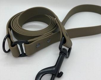 Biothane Dog Lead - Waterproof Dog Lead - Vegan Dog Lead