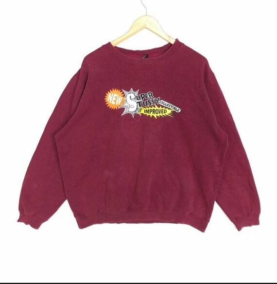 Vintage Stussy Collectible Sweatshirt