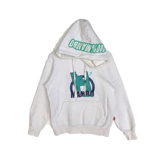 Vintage Mambo Australia Hoodie Size M