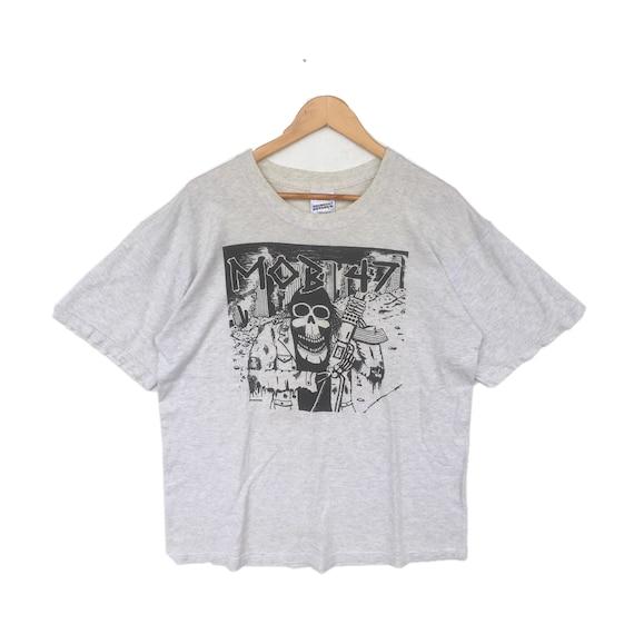 Vintage 80s Mod 47 Hardcore Punk Band T-Shirt