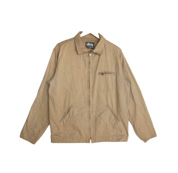 Vintage Stussy Work Wear Jacket