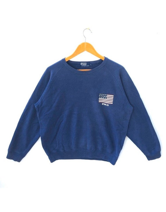 Vintage Polo Ralph Lauran USA Sweatshirt