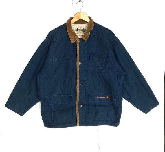 Vintage Levis Alaska Outdoor Style Padded Jeans Ja