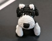 Schnauzer by Pattern by oneandtwocompany