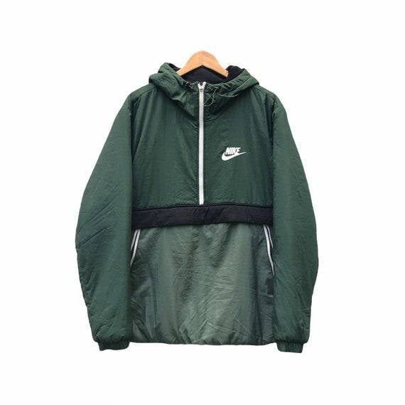 Vintage Nike 1/4 Zip pullover Jacket