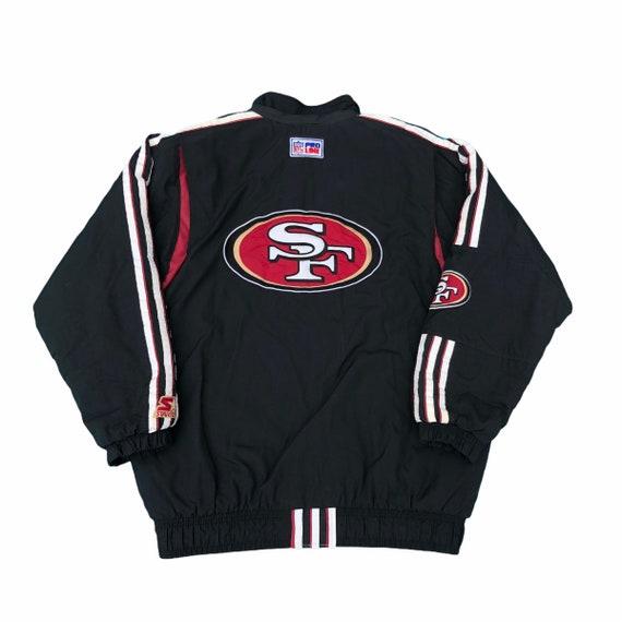 Vintage 90s NFL Pro Line Starter San Francisco 49e