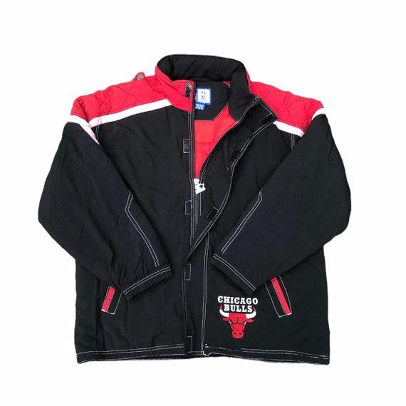 Vintage Starter NBA Chicago Bulls winter Jacket