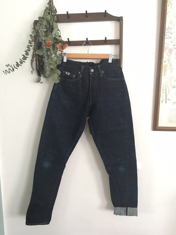 Studio D'Artisan High Waisted Jeans