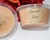 Carnival Corn Strong Scented Wax Melt 2 oz Cup with glitter