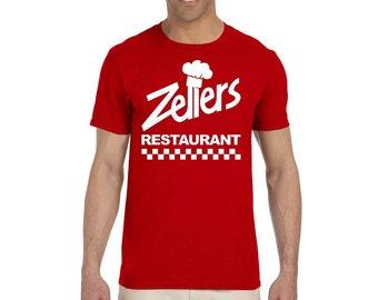 Zellers Restaurant (White Logo) T-Shirt