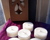 Tealight Candles for Healing and Meditation
