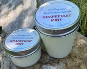 Limited Edition Summer Scents: Reiki Healing Candles