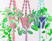 NEW!!! Plant Hanger - Macrame Hanging Plant