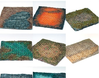 Rolling Pin Texture Rollers D&D 28mm   32mm terrain (DnD, Dungeons and Dragons, Pathfinder, Starfinder, Dark Fantasy, Frostgrave, Mordheim)
