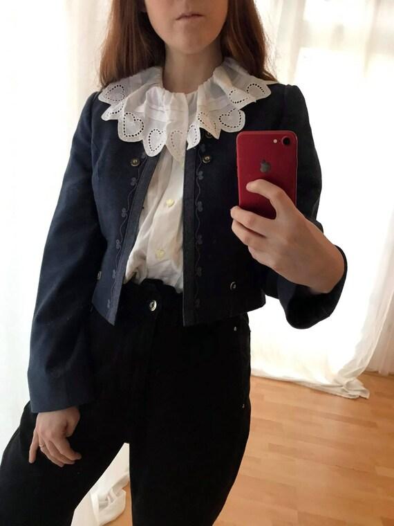 Vintage trachten jacket/blazer