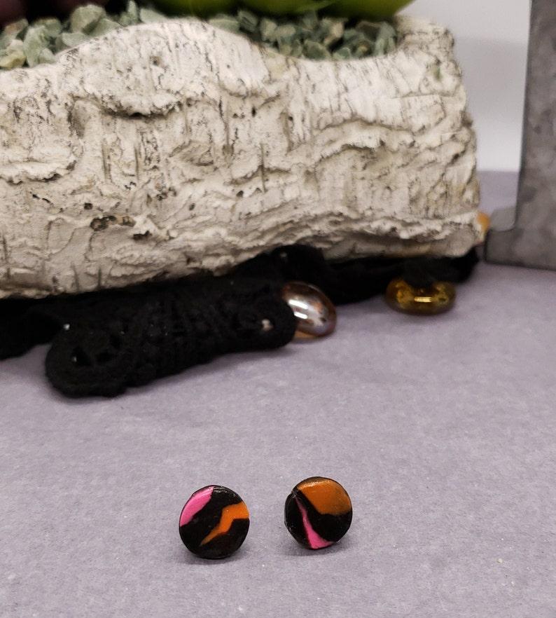 Rave Stud Earrings
