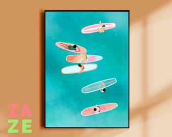Surf Aesthetic Etsy
