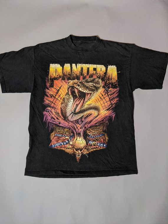 Pantera World Domination Tour Shirt