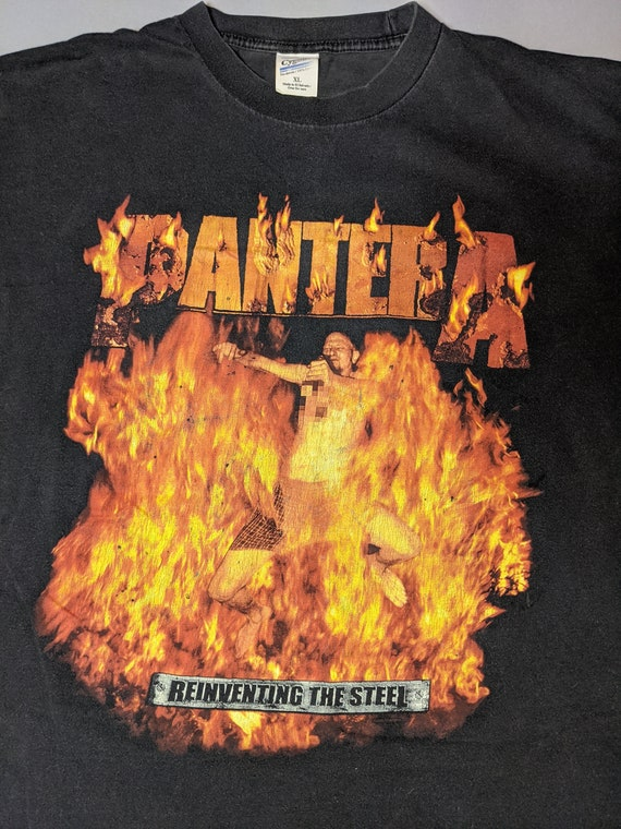 Pantera Reinventing The Steel Tshirt