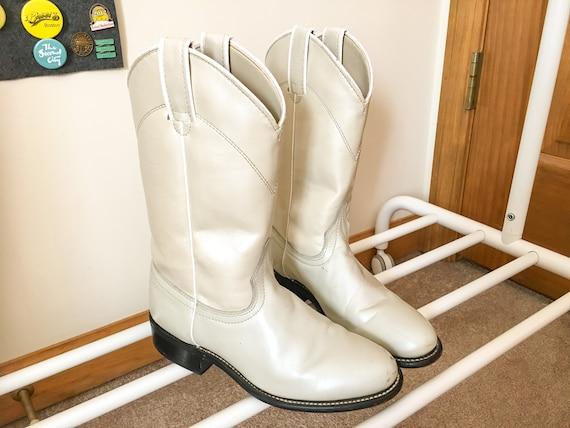 80s Laredo Cowboy Boots