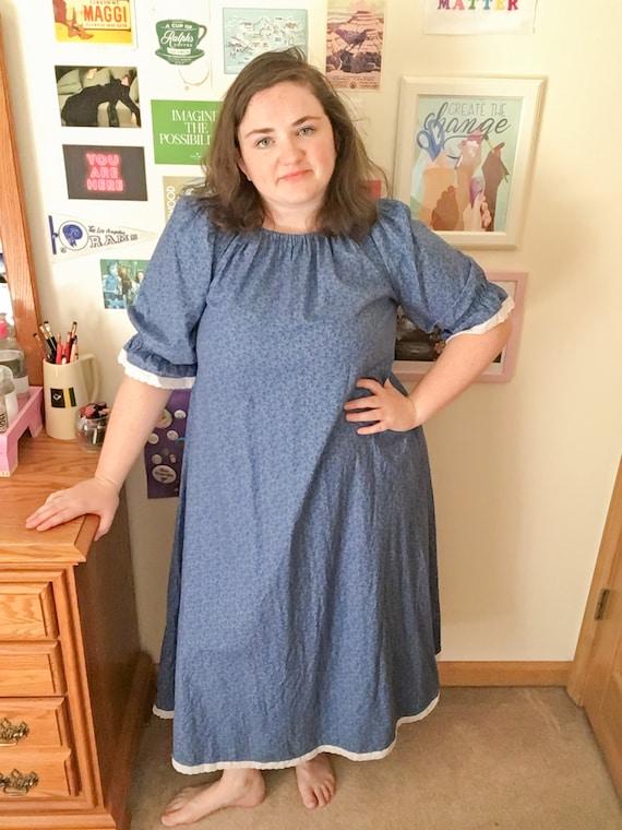 90s Cottagecore Dress - image 2