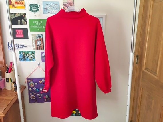 90s Sweatshirt Dress