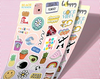 Phone Case Stickers Etsy